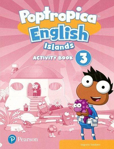 Poptropica English Islands 3 ćwiczenia