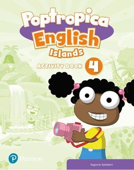 Poptropica English Islands 4 Activity Book
