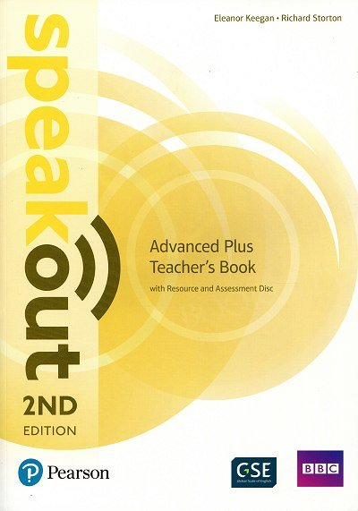 Speakout Advanced Plus (2nd edition) Teacher's Guide with Resource & Assessment Disc
