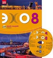 Echo. Język rosyjski klasa 8 Podręcznik+CD