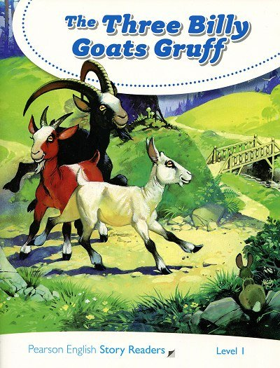 The Three Billy Goats Gruff (7-9 lat) Książka