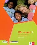 Wir Smart 2 - klasa 5 Podręcznik z płytą CD