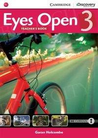 Eyes Open 3 książka nauczyciela