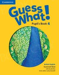 Guess What! 4 podręcznik