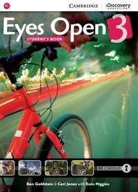 Eyes Open 3 podręcznik