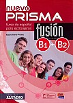 Nuevo Prisma fusion B1+B2 Podręcznik + CD