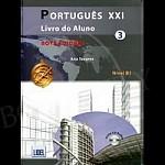 Portugues XXI 3 Podręcznik + ćwiczenia +CD