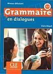 Grammaire en dialogues niveau debutant A1-A2 Książka + CD