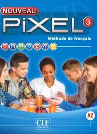 Pixel Nouveau 3 A2 podręcznik