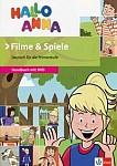 Hallo Anna Filme & Spiele Książka + DVD