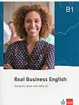 Real Business English B1 Student's Book + CD mp3
