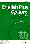 English Plus Options klasa 8 Teacher's Power Pack