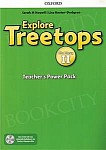 Explore Treetops 2 dla klasy II Teacher's Power Pack z kodem dostępu do Classroom Presentation Tool