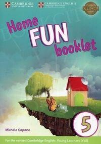Storyfun 5 Flyers Home Fun Booklet