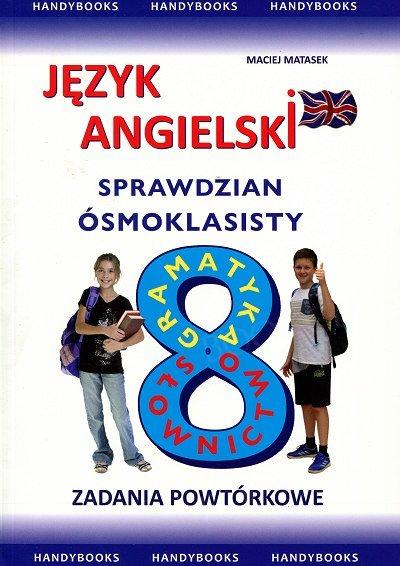 Język angielski Sprawdzian Ósmoklasisty