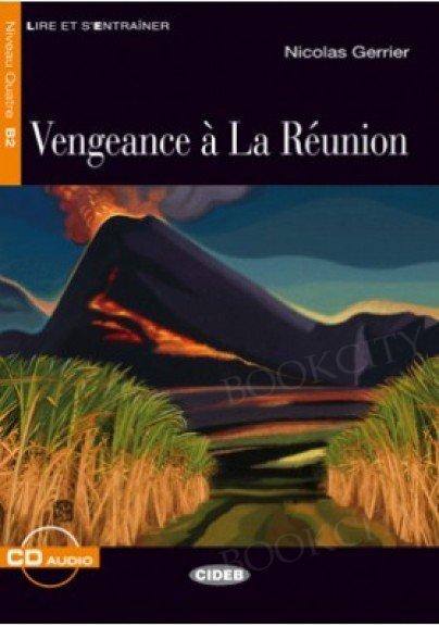 Vengeance à La Réunion Livre + CD audio