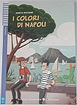 I colori di Napoli Książka + audio mp3