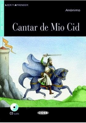 Cantar de Mio Cid Książka+CD