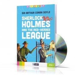 Sherlock Holmes and the Red-Headed League Książka+CD