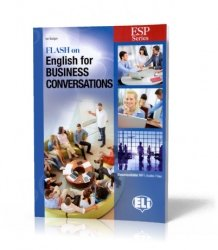 Flash on English for Business Conversations Książka+mp3 audio