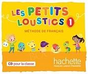 Les Petits Loustics 1 Audio CD