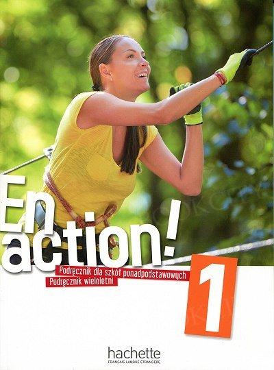 En Action 1 (szkoły ponadpodstawowe) podręcznik