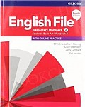 English File (4th Edition) Elementary MultiPack A