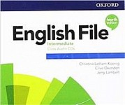 English File Intermediate (4th Edition) Class Audio CDs