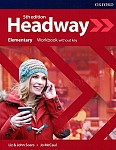 Headway (5th Edition) Elementary Workbook without Key