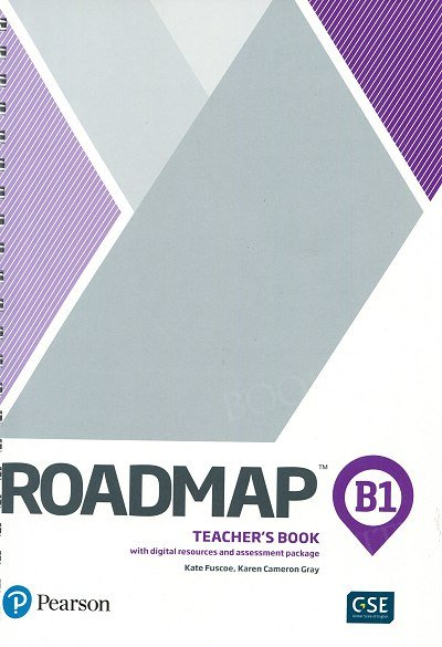 Roadmap B1 Teacher's Book with Digital Resources and Assessment package