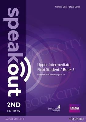 Speakout Upper-Intermediate (2nd edition) Student's Book Flexi 2 with MyEnglishLab