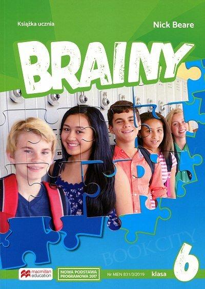 Brainy klasa 6 podręcznik