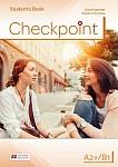 Checkpoint 1 A2+/B1 książka nauczyciela