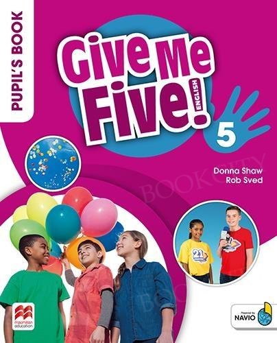 Give Me Five! 5 podręcznik
