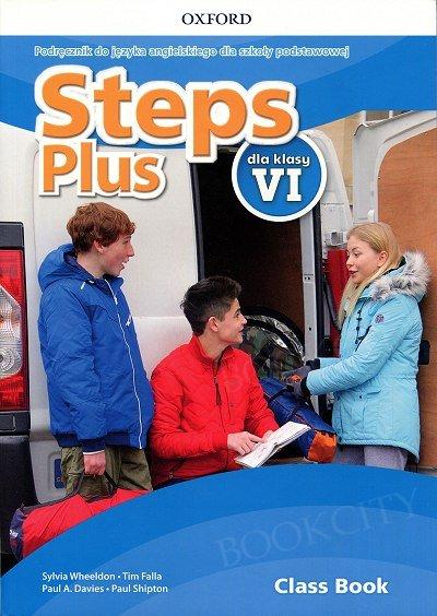 Steps Plus dla klasy 6 podręcznik