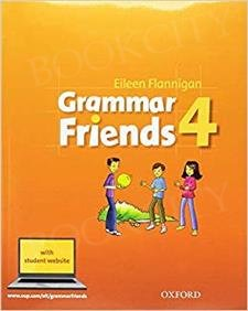 Grammar Friends 4 Student's Book Pack with Student Website