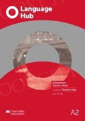 Language Hub Elementary A2 Teacher's Book with Teacher's App Access