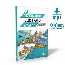 ELI Dizionario illustrato Italiano Książka + audio online