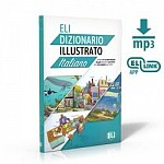 ELI Dizionario illustrato Italiano Książka+audio online