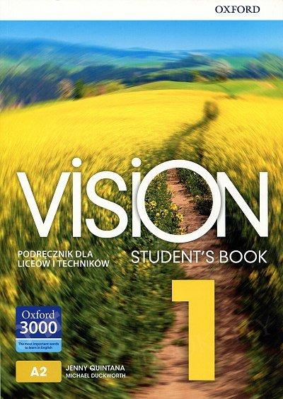 Vision 1 podręcznik