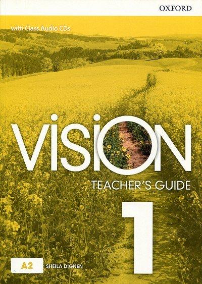 Vision 1 Teacher's Guide Pack