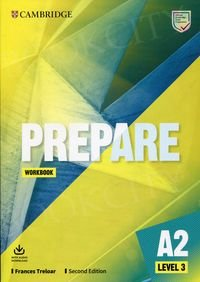 Prepare A2 Level 3 Workbook with Audio Download