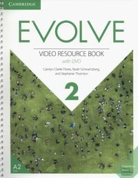 Evolve 2 Video Resource Book with DVD