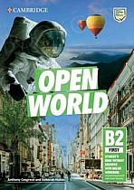 Open World B2 First Student's Book without Answers w Online Practice and Worbbook without Answers w Audio Download