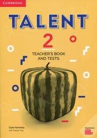 Talent 2 książka nauczyciela