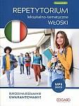 Włoski. Repetytorium leksykalno-tematyczne Książka + mp3 online