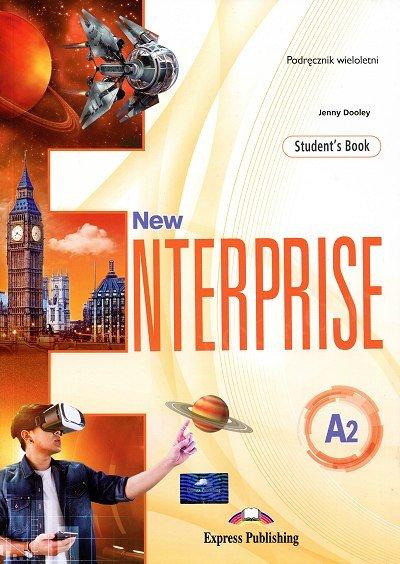 New Enterprise A2 Student's Book (edycja wieloletnia)