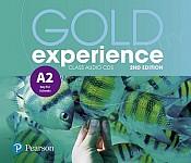 Gold Experience A2 Class Audio CDs
