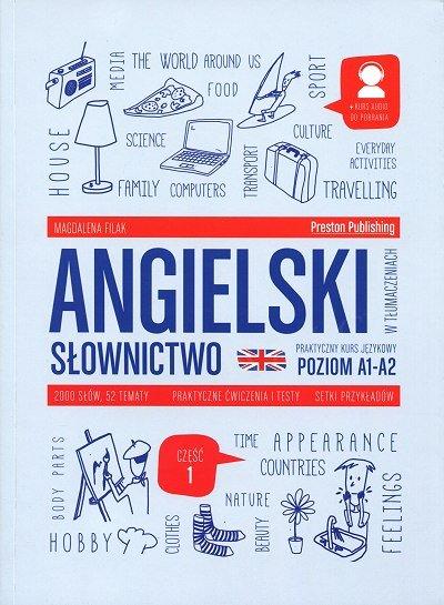 Angielski w tłumaczeniach. Słownictwo 1 Książka + mp3 online