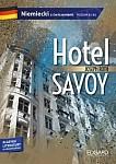 Joseph Roth Hotel Savoy Adaptacja klasyki z ćwiczeniami Książka
